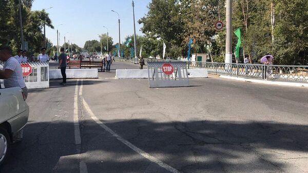 Обеспечение безопасности народных гуляний во время празднования Дня независимости и Курбан-хайита - Sputnik Узбекистан