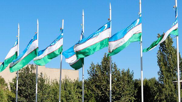Флаги Узбекистана - Sputnik Ўзбекистон