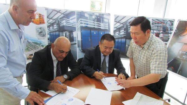 Китайский бизнесмен готов инвестировать $1,5 млрд в создание предприятий в Самарканде - Sputnik Ўзбекистон