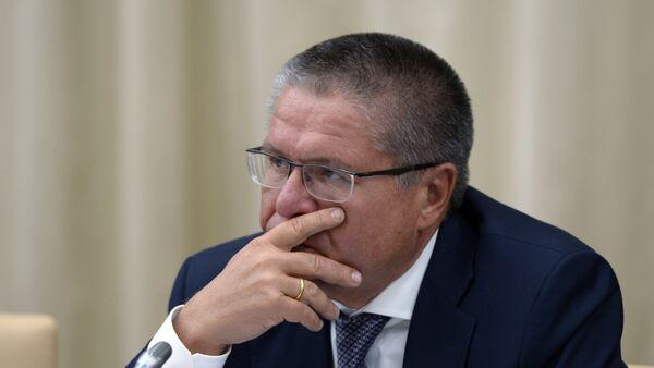 Министр экономического развития РФ Алексей Улюкаев - Sputnik Узбекистан