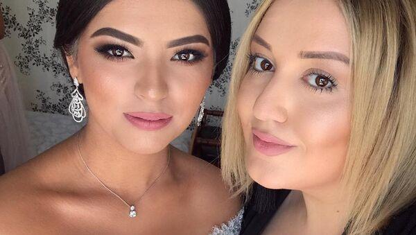 Гоар Аветисян преобразила узбекскую невесту и погуляла на свадьбе - Sputnik Узбекистан