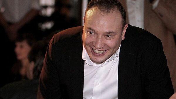 Telekommentator Konstantin Genich - Sputnik Oʻzbekiston