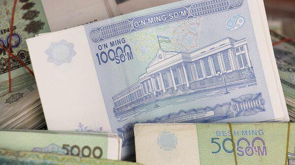 Узбекская валюта - сум - Sputnik Ўзбекистон