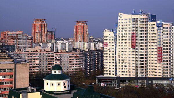 Города России. Хабаровск - Sputnik Узбекистан