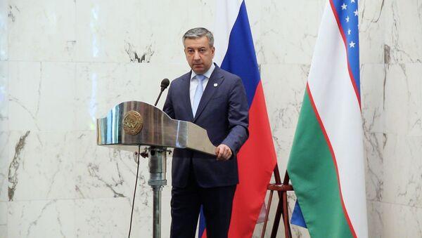 Бахром Ашрафханов: Узбекистан останется стратегическим союзником России - Sputnik Ўзбекистон