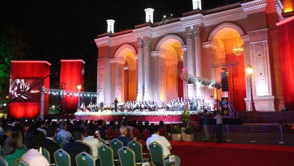 Первый Open Air классической музыки в Ташкенте - Sputnik Узбекистан