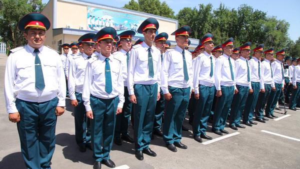 Сотрудники органов внутренних дел Узбекистана - Sputnik Ўзбекистон