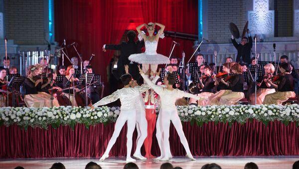 Тошкентда биринчи Open Air концерти - Sputnik Ўзбекистон