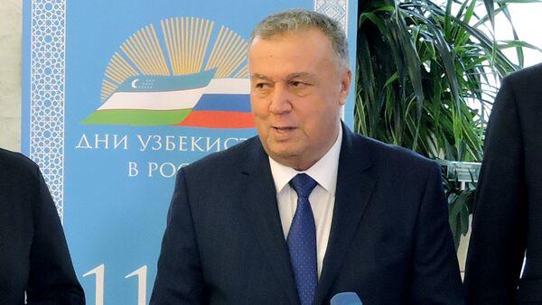Министр культуры Узбекистана Бахтияр Сайфуллаев - Sputnik Узбекистан