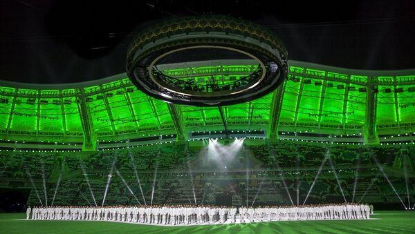 V Азиатские Игры, церемония открытия - Sputnik Узбекистан