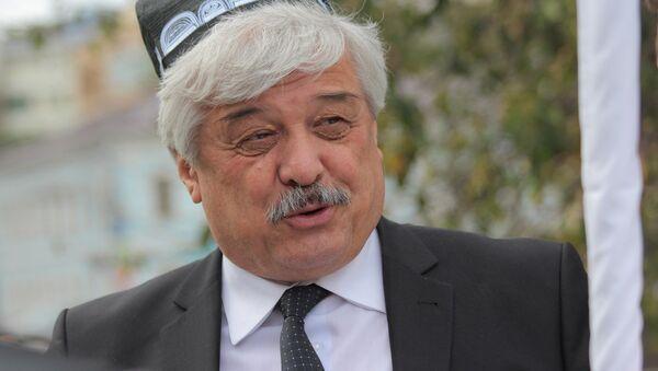 Президент Межрегионального узбекского землячества Усман Баратов - Sputnik Узбекистан