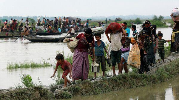 Граница Бангладеш-Мьянма - Sputnik Узбекистан