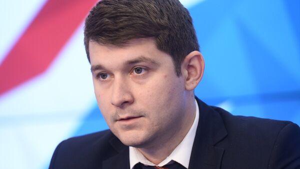 Старший преподаватель Департамента политической науки НИУ ВШЭ Леонид Исаев - Sputnik Узбекистан