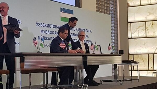 Минюст Узбекистана и Топ-5 юридических компаний США подписали Меморандум о повышении квалификации - Sputnik Ўзбекистон