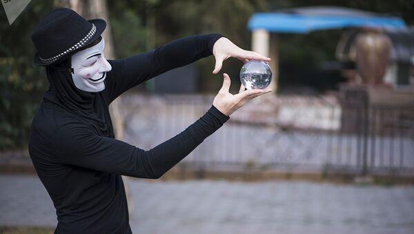 Фестиваль уличных театров в Бишкеке - Sputnik Ўзбекистон