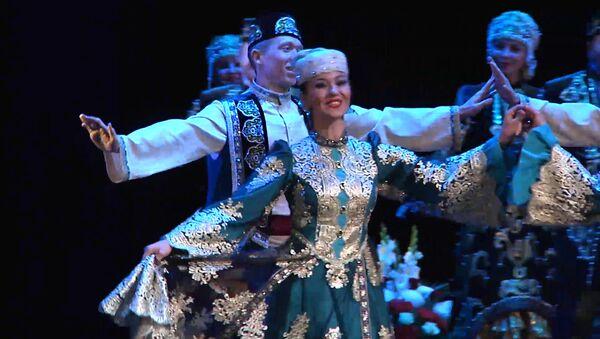 Артисты из Татарстана выступили в Ташкенте - Sputnik Узбекистан