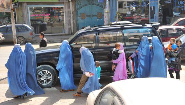 На улице Кабула - Sputnik Ўзбекистон