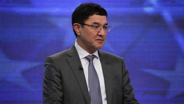 Заместитель премьер-министра Узбекистана Жамшид Кучкоров - Sputnik Узбекистан