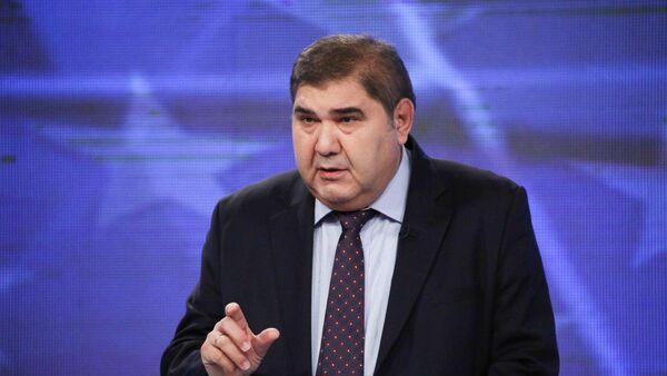 Министр внешней торговли Узбекистана Эльёр Ганиев - Sputnik Узбекистан