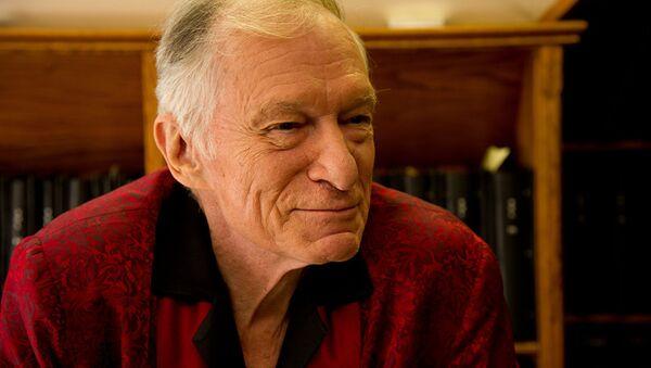 Основатель журнала Playboy Хью Хефнер - Sputnik Узбекистан