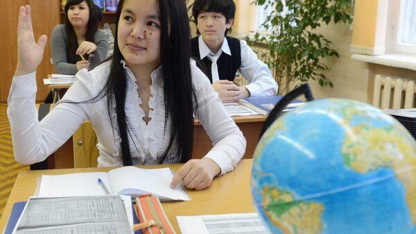 Обучение мигрантов русскому языку - Sputnik Узбекистан