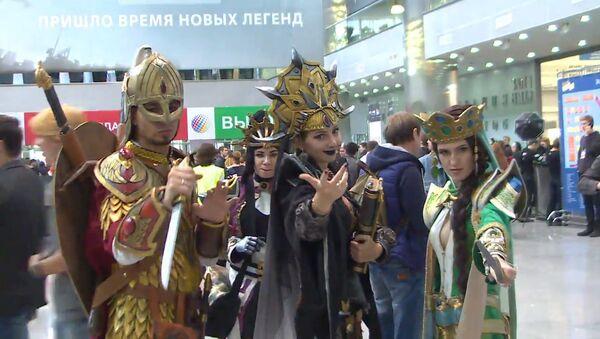 Спутник_Comic Con Russia - Sputnik Ўзбекистон
