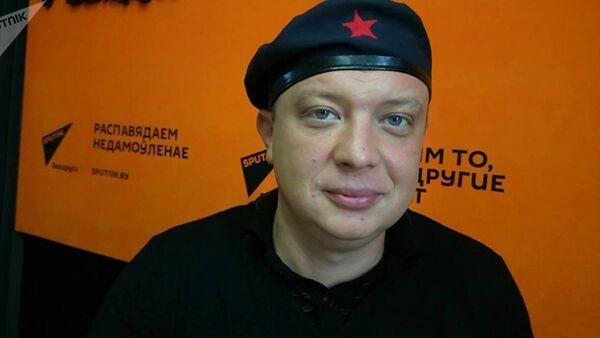 Politicheskiy ekspert Semen Uralov - Sputnik Oʻzbekiston