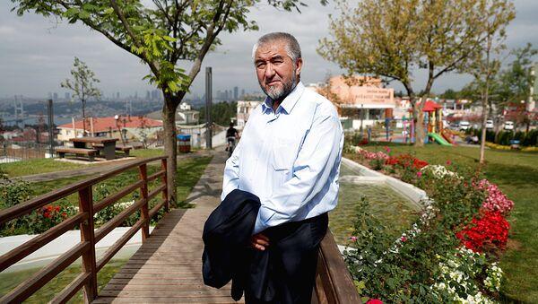 Узбекский писатель Нурулло Отаханов - Sputnik Ўзбекистон