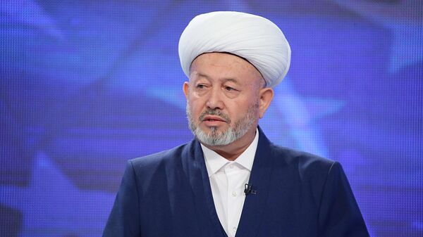 Усмонхон Алимов - Председатель управления мусульман Узбекистана, муфтий - Sputnik Ўзбекистон
