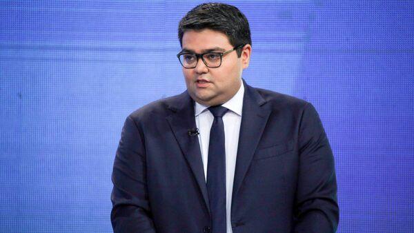 Azim Axmedxodjayev - Sputnik Oʻzbekiston
