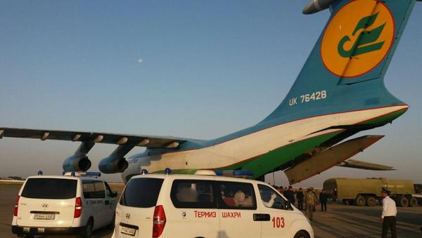 Postradavshix v DTP pod Pokrovom uzbekistantsev dostavili v Uzbekistan - Sputnik Oʻzbekiston
