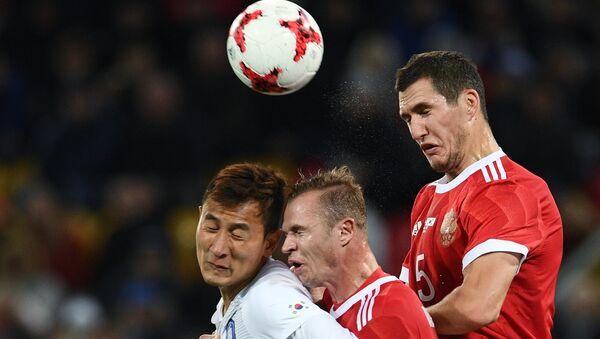 Futbol. Tovariщeskiy match. Rossiya - Yujnaya Koreya - Sputnik Oʻzbekiston