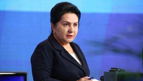 Tanzila Narbayeva – zamestitel premyer-ministra Respubliki Uzbekistan - Sputnik Oʻzbekiston
