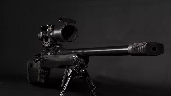 Специальная снайперская винтовка СВЛК-14 Cумрак - Sputnik Ўзбекистон