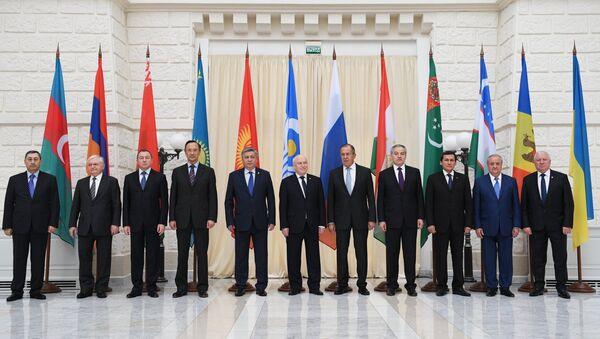 Заседание совета министров иностранных дел государств – участников СНГ в Сочи - Sputnik Ўзбекистон