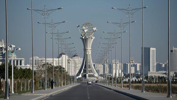 Goroda mira. Ashxabad - Sputnik Oʻzbekiston