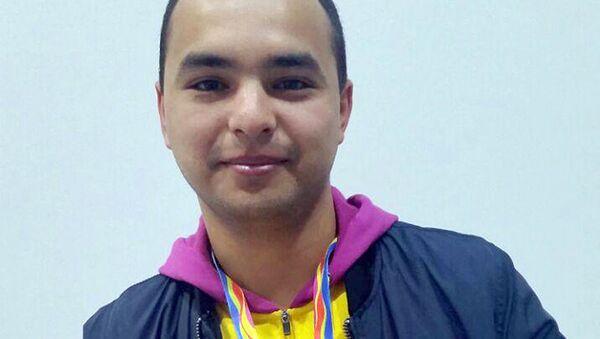 Махмуд Каримжонов: фестиваль в Сочи помог найти друзей со всего мира - Sputnik Ўзбекистон