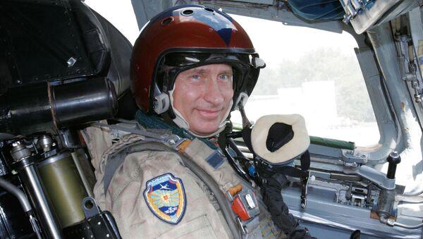 Prezident Rossii Vladimir Putin - Sputnik Oʻzbekiston