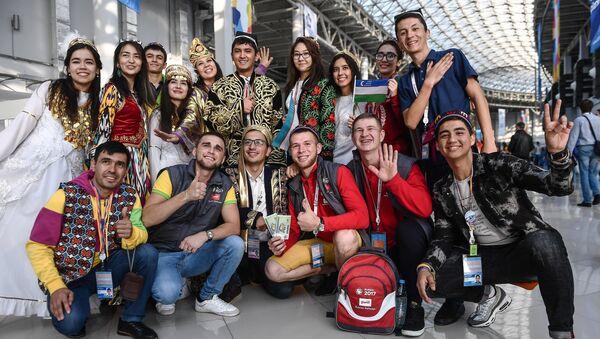 XIX Всемирный фестиваль молодежи и студентов. День пятый - Sputnik Ўзбекистон