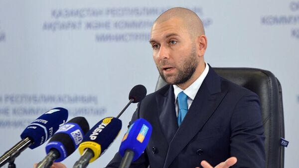 Олег Алферов - Sputnik Узбекистан