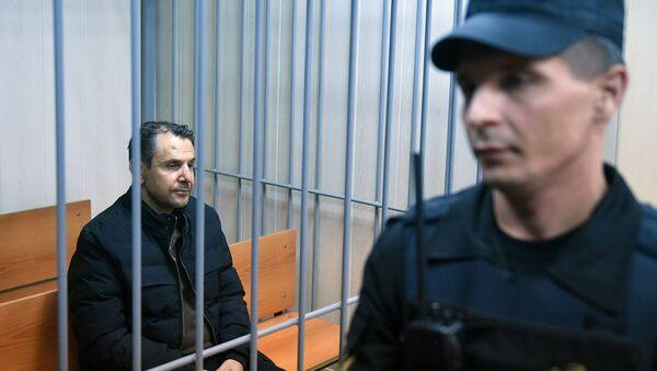 Рассмотрение ходатайства следствия об аресте Бориса Грица - Sputnik Узбекистан