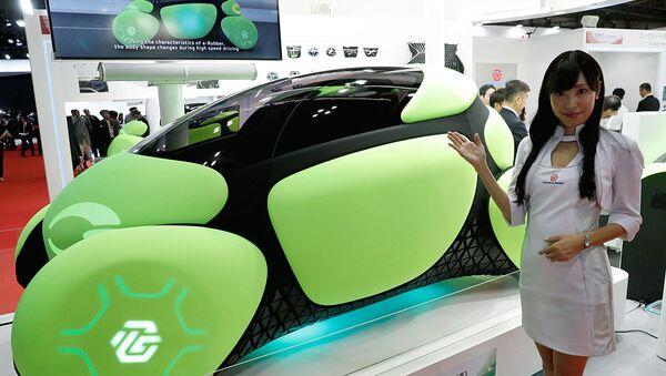 Flesby - 1 кишилик автомобил концепти, 2030 ишлаб чиқарилиши мумкин - Sputnik Ўзбекистон
