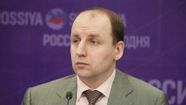 Богдан Безпалько - Sputnik Узбекистан