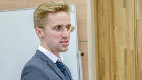 Научный сотрудник РИСИ Максим Лихачев - Sputnik Узбекистан