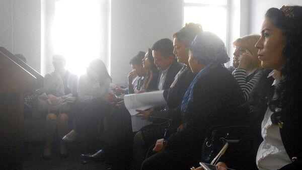 Слушания по делу об убистве Жасурбека Ибрагимова - Sputnik Узбекистан