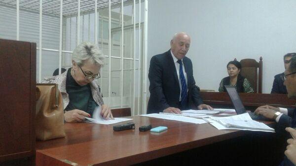Прения адвокатов, дело Жасура Ибрагимова - Sputnik Узбекистан