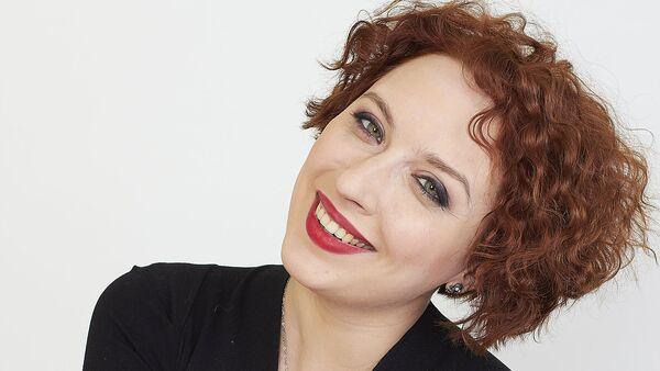 Журналист Татьяна Фельгенгауэр - Sputnik Узбекистан