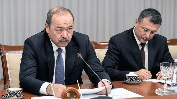 Рабочая поездка вице-премьера Д. Рогозина в Узбекистан - Sputnik Ўзбекистон