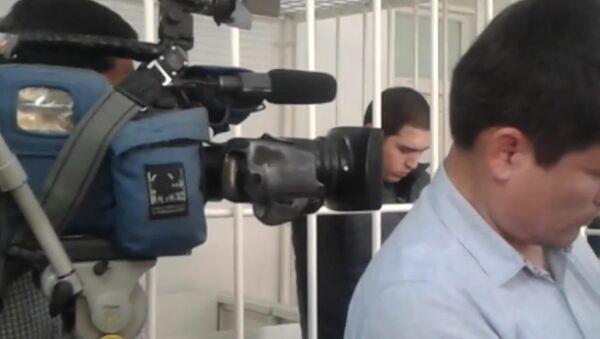 Оглашение приговора Исломбеку Туляганову - Sputnik Узбекистан