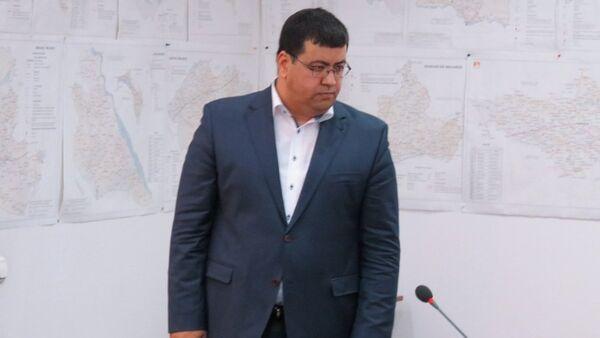 Бывший глава Национальной телерадиокомпании Узбекистана Хуршид Мирзахидов - Sputnik Ўзбекистон